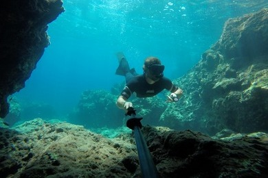 Курс фридайвинга и подводной охоты
