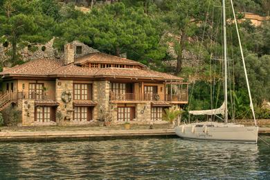 Путешествие по Турции на парусной яхте — две недели