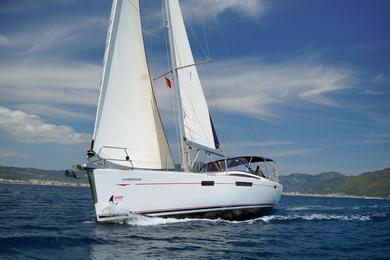 Яхта Summerdream