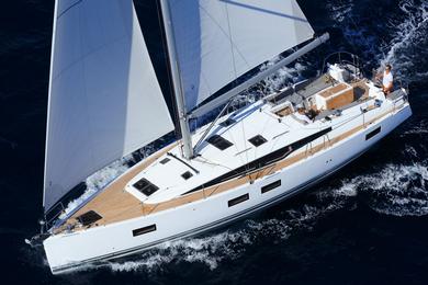Яхта Selin