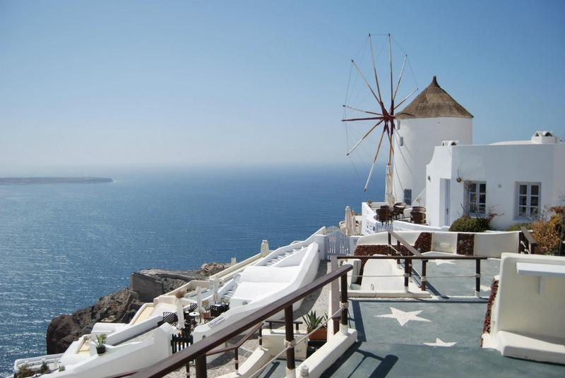 Путешествие на яхте по Греции