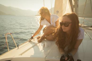 Путешествие по Турции на парусной яхте — одна неделя