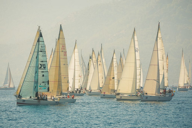 Marmaris International Race Week — MIRW. Турция