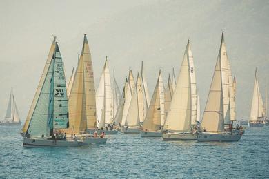 Marmaris International Race Week—MIRW. Турция