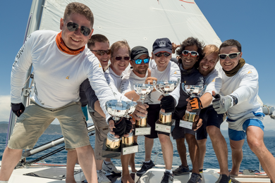 Audi Gocek Race Week. Турция