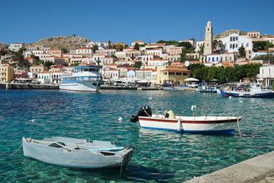 Путешествие по Греции на парусной яхте—две недели