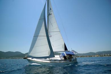 Яхта Mauritius
