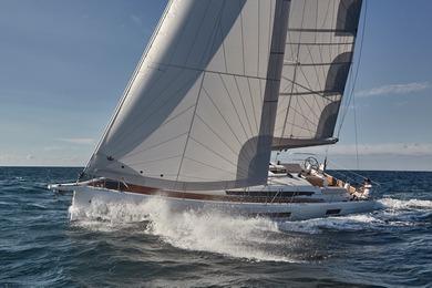 Яхта White Marlin