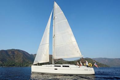 Яхта Мармариса